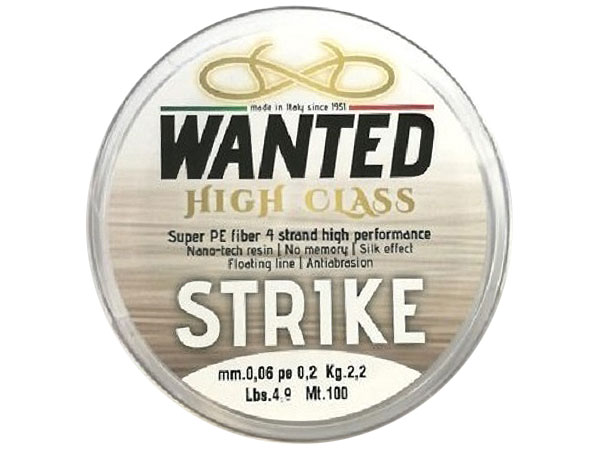 Wanted Strike 0,06 White
